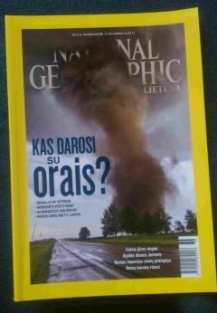 National Geographic, 2012 m., Nr. 9