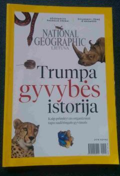 National Geographic Lietuva 2018/03