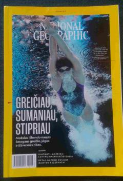 National Geographic Lietuva 2018/07