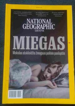 National geographic 2018/8