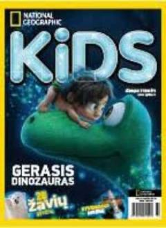 National Geographic Kids 2016 Nr 64