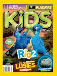 National Geographic Kids 2014 Nr 43