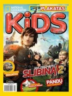 National Geographic Kids 2014 Nr  45
