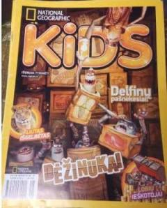 National Geographic Kids 2014 Nr 48