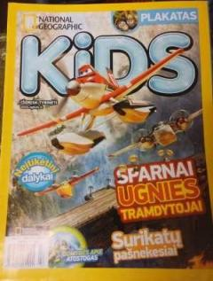 National Geographic Kids 2014 Nr 47