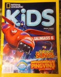 National Geographic Kids 2014 Nr 51