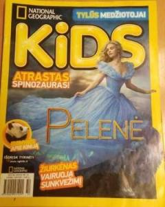 National Geographic Kids 2015 Nr 54