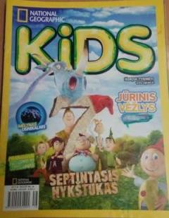 National Geographic Kids 2015 Nr 56