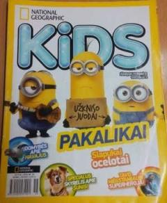 National Geographic Kids 2015 Nr 58