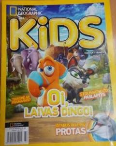 National Geographic Kids 2015 Nr 60