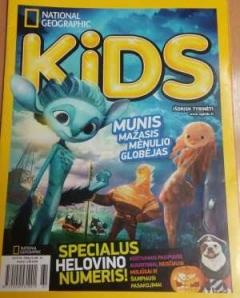 National Geographic Kids 2015 Nr 61