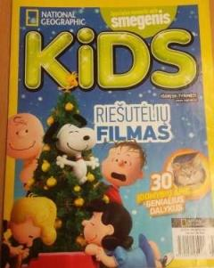 National Geographic Kids 2015 Nr 63