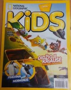 National Geographic Kids 2018 Nr 92