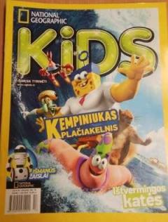 National Geographic Kids 2015 Nr 53