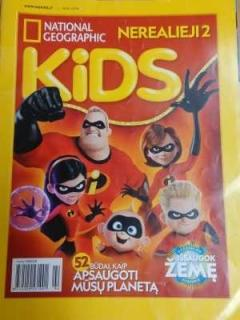 National Geographic Kids 2018/07