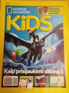 National Geographic Kids 2019/03