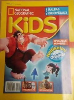 National Geographic Kids 2019/01