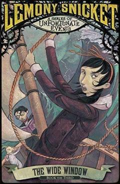 The Wide Window (A Series of Unfortunate Events), Snicket, Lemony
