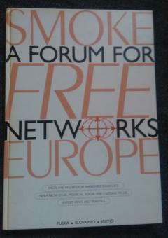Smokefree Europe: A Forum for networks