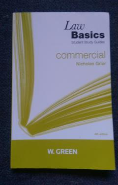 Law Basics: Commercial Law. 4th edition