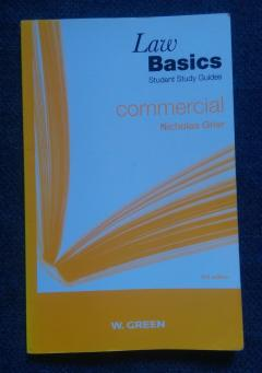 Law Basics: Commercial Law. 3th edition