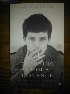 Touching from a distance. Ian Curtis and Joy Division