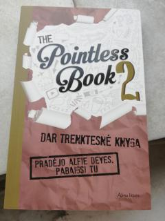 The Pointless book 2. Dar trenktesnė knyga
