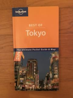 Best of Tokyo Ultimate Pocket guide