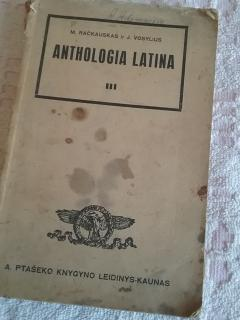 Anthologia latina,1940 m,3 d.