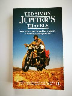Jupiter's travels: Four years around the world on Triumph - a marvellous reading adventure