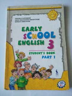 Early School English 3 Student's Book (Part 1)