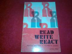 Read write react. Level red