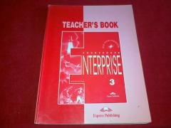 Enterprise 3 Teacher's book. Pre - Intermediate