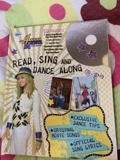 Read , sing and dance along