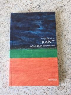 Kant (A Very Short Introduction)