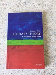 Literary Theory ( A Very Short Introduction )