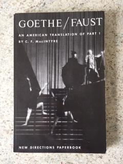 Goethe's Faust Part I