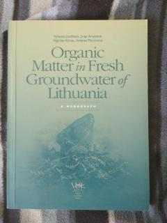 Organic matter in fresh groundwater of Lithuania
