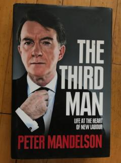 The Third Man. Life at the Heart of New Labour