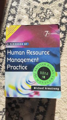 Human resource management practice [7th ed]