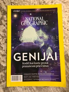 National Geographic 2017/05