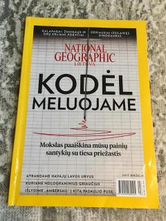 National Geographic 2017/06