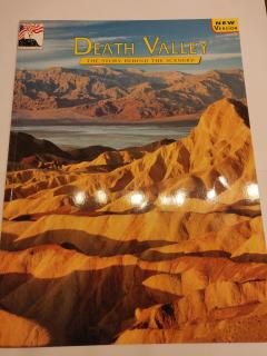 Death Valley: The Story Behind the Scenary