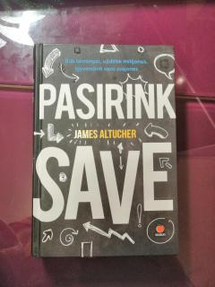 PASIRINK SAVE