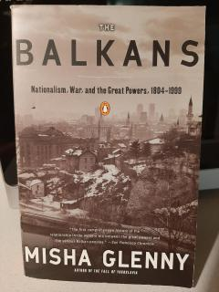 The Balkans. Nationalism, War, and the Great Powers, 1804-1999