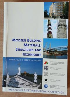 Modern building materials, structures and techniques