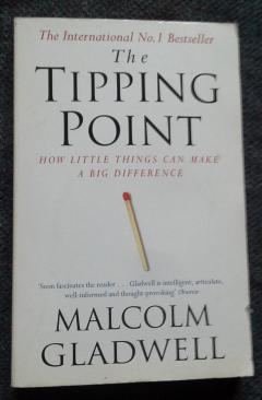 The tipping point. How little things can make a big difference