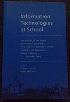 Information Technologies at School