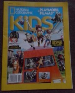 National Geographic Kids, 2019 m., Nr. 10