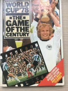 World cup'78. The game of the century